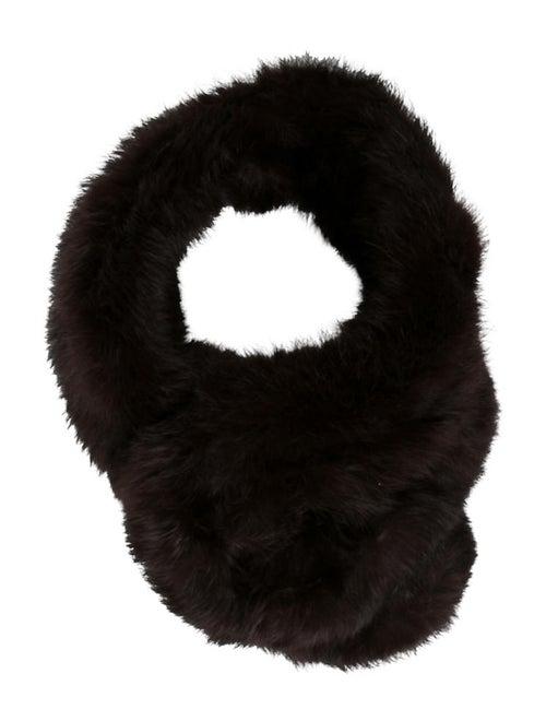 Rabbit Fur Stole