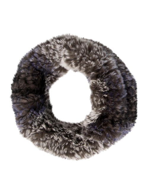 Fur Snood multicolor