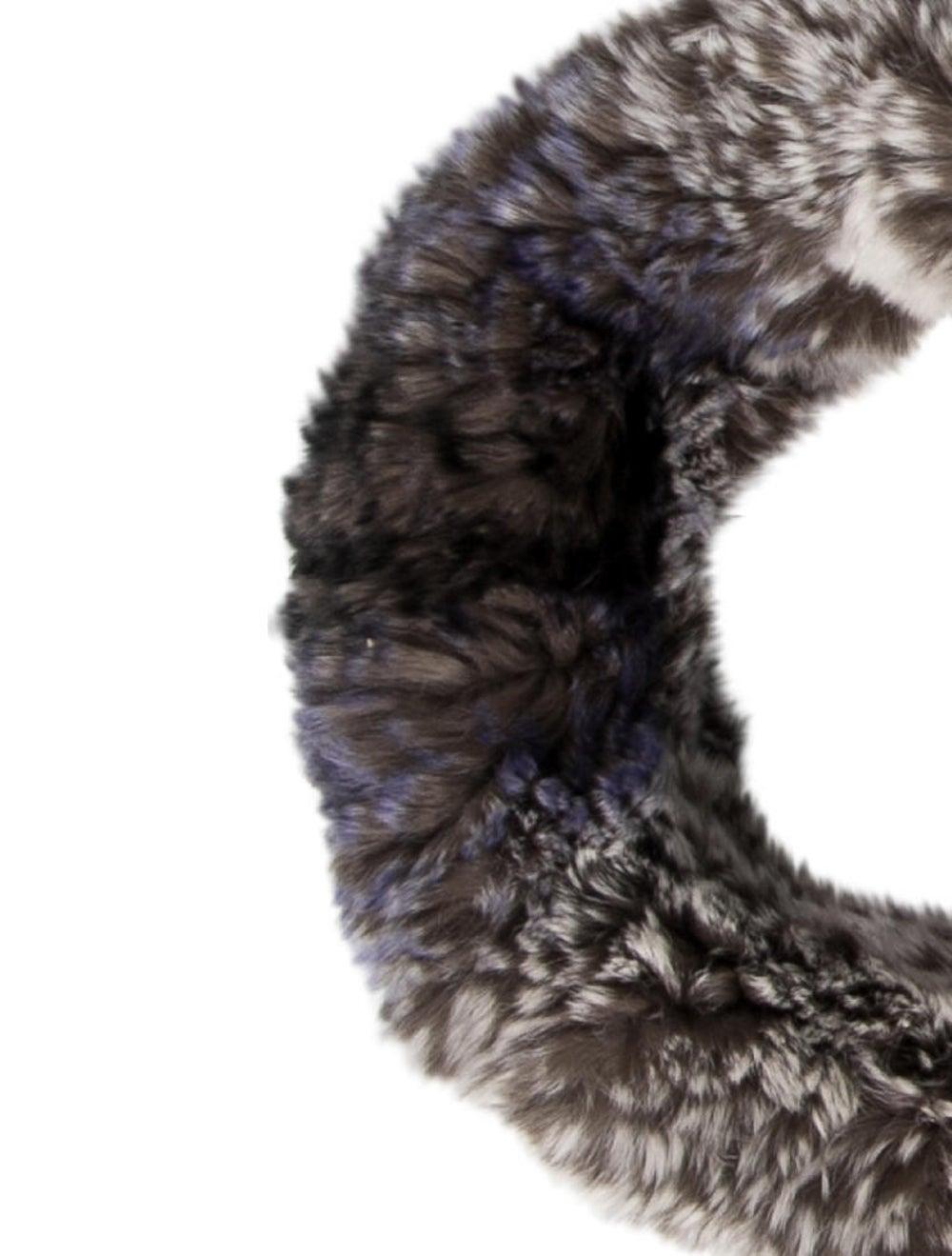 Fur Snood multicolor - image 2