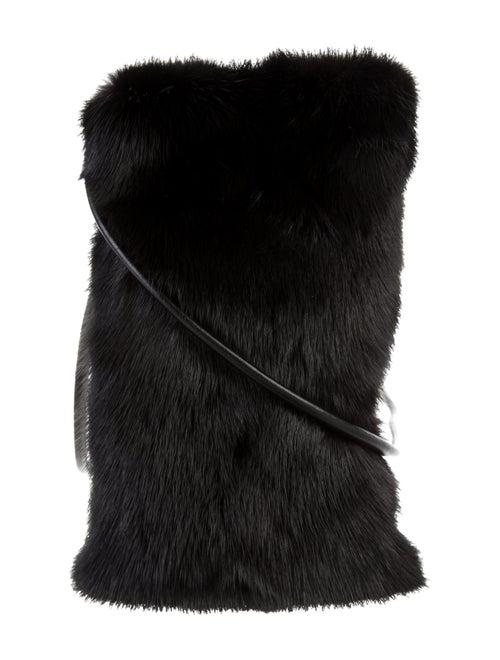 Mink Crossbody Bag Black