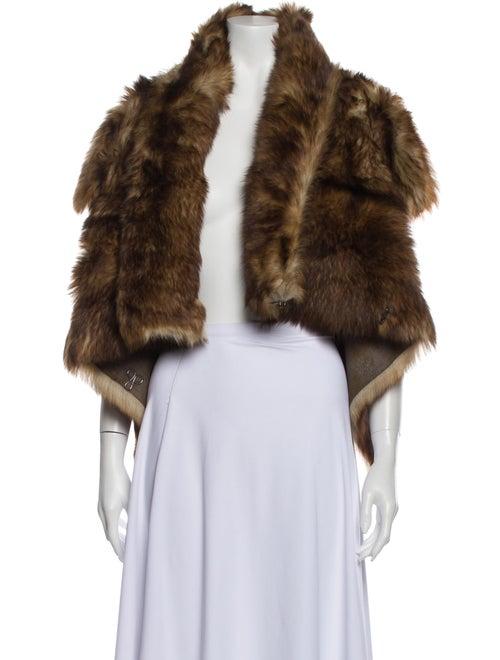 Fur Shearling Faux Fur Jacket