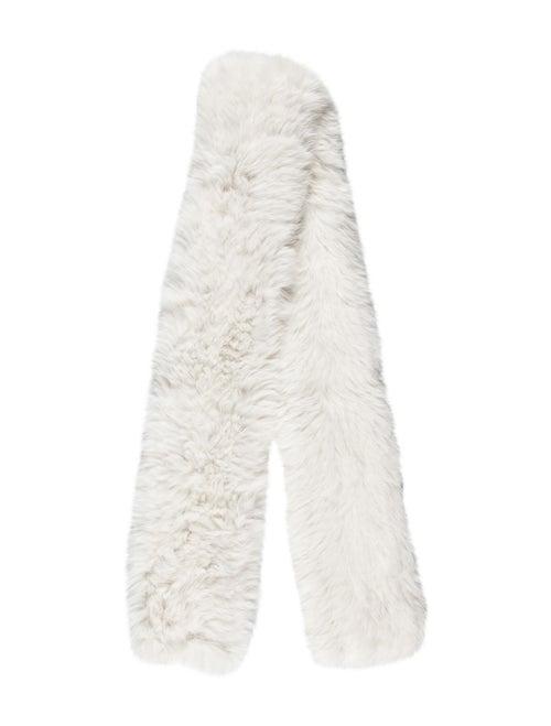 Fur Rabbit Fur Stole