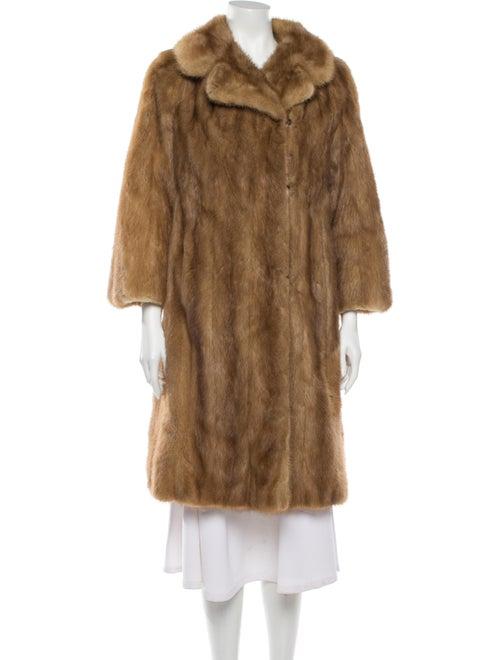 Fur Mink Fur Coat Mink