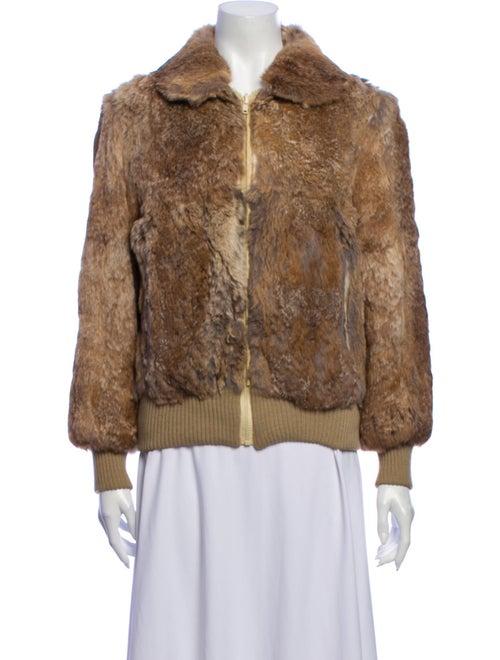 Fur Reversible Fur Jacket
