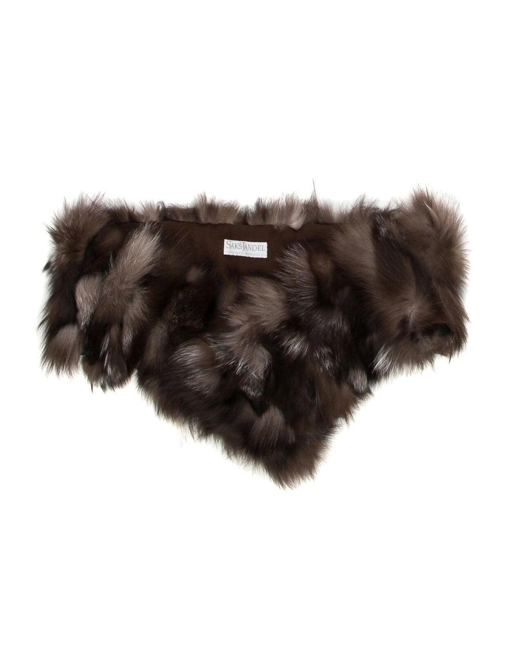 Fox Fur Stole - image 1