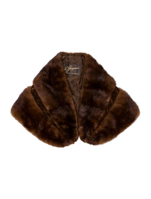 Fur Snood Brown