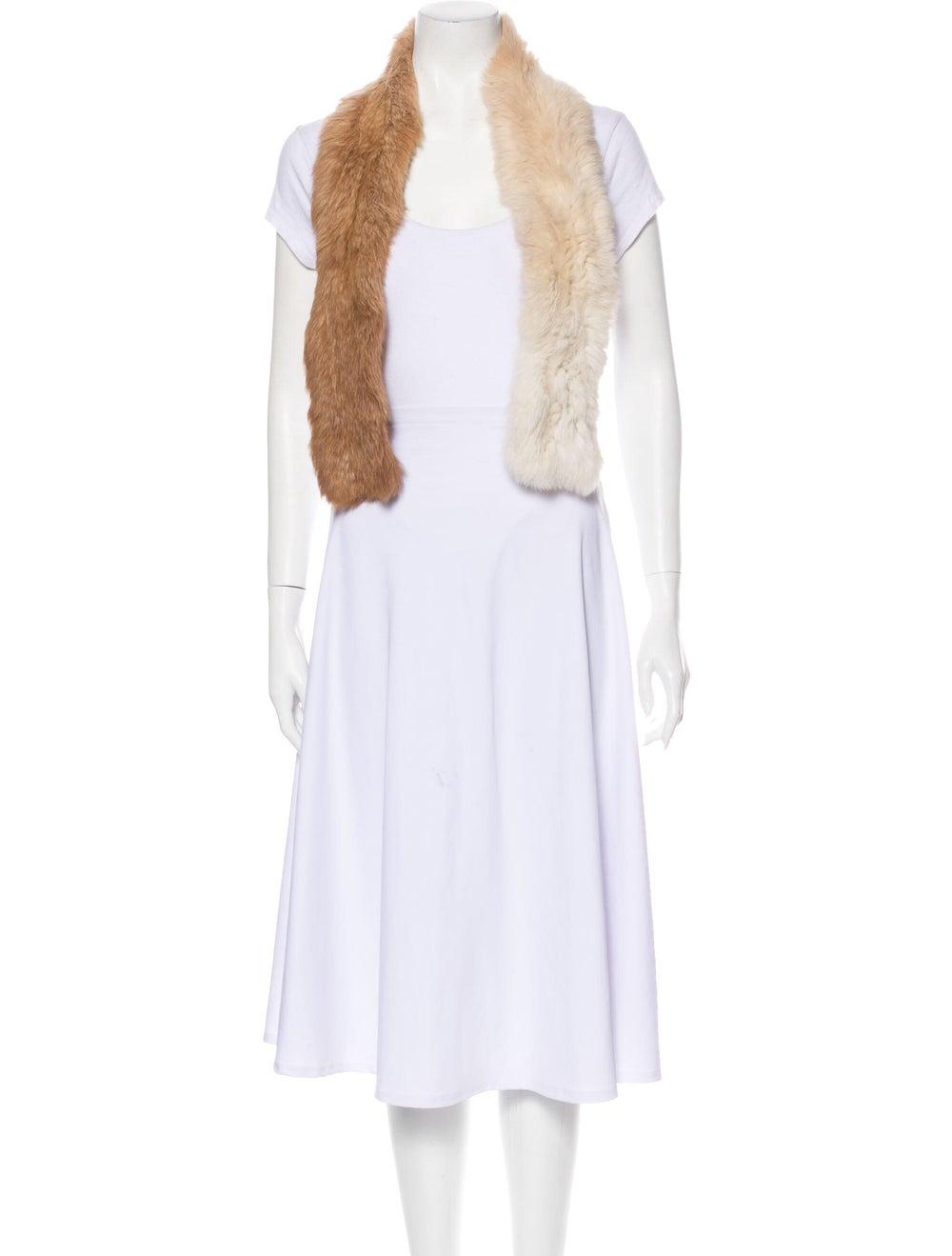 Fur Fur Stole - image 3