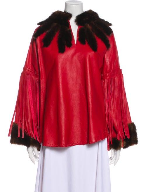 Fur Cape Red - image 1