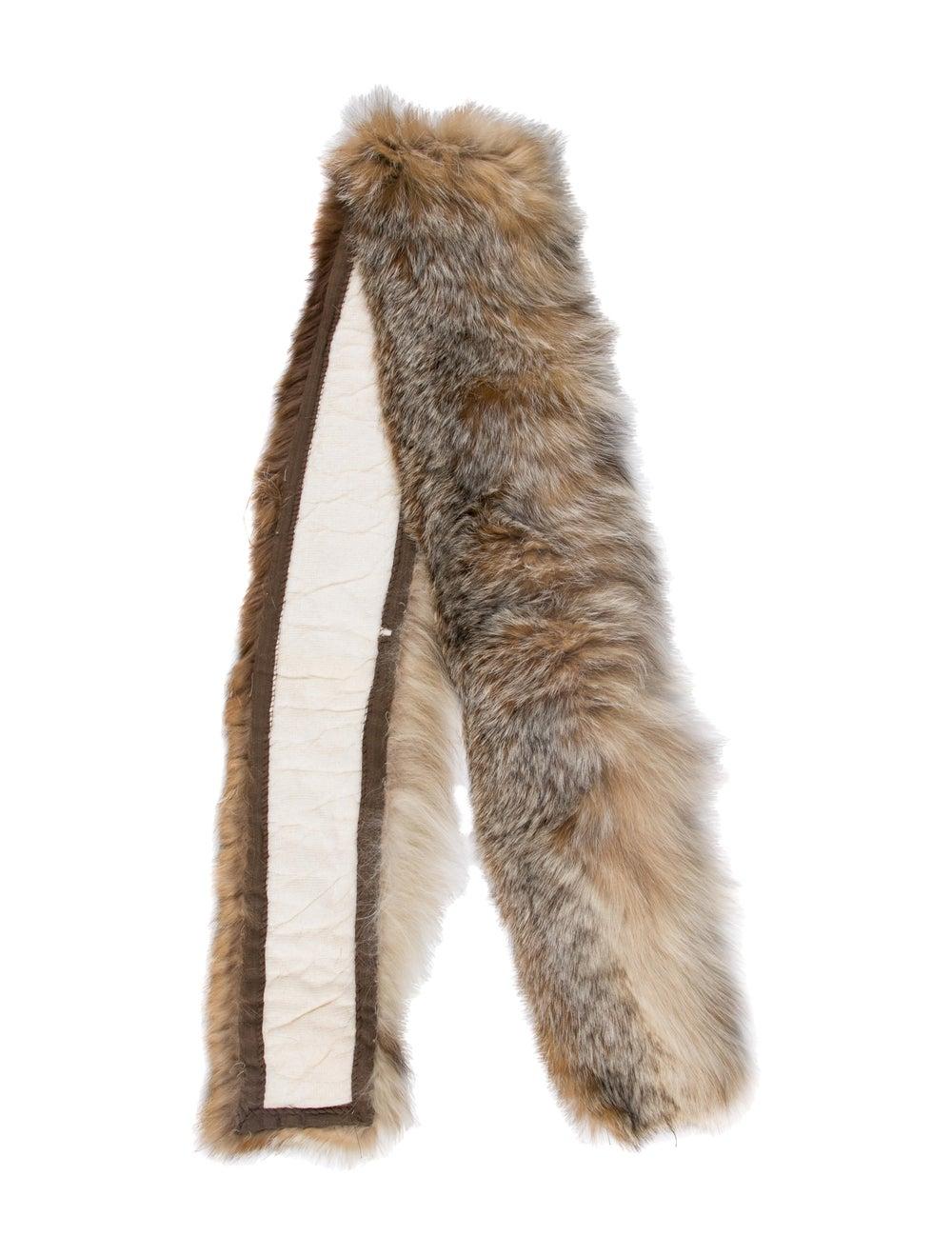 Fur Coyote Stole - image 1
