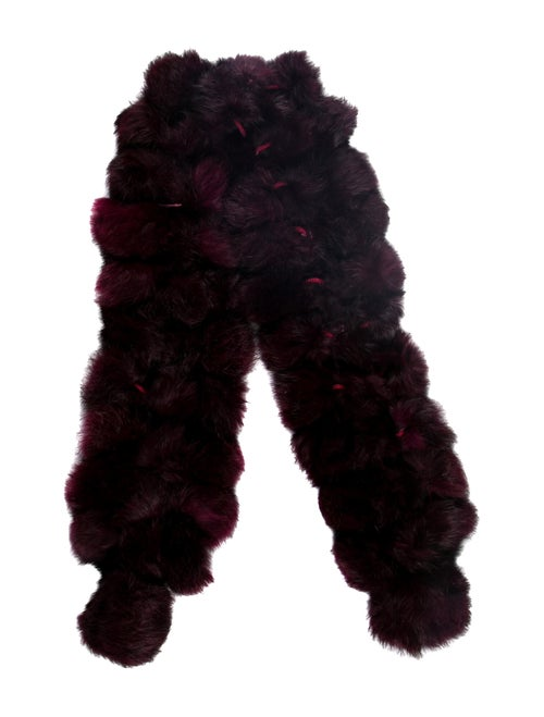 Fur Fur Stole - image 1
