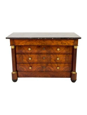 Wood & Stone Dresser
