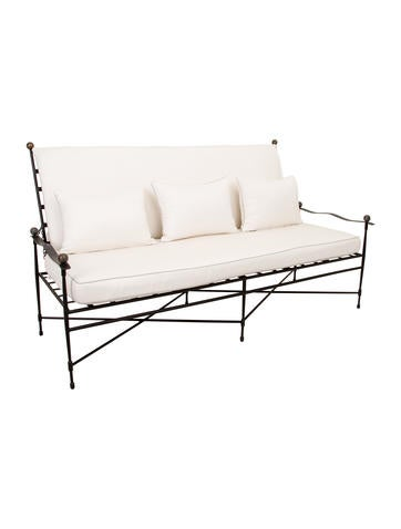Amalfi Outdoor Adjustable Sofa