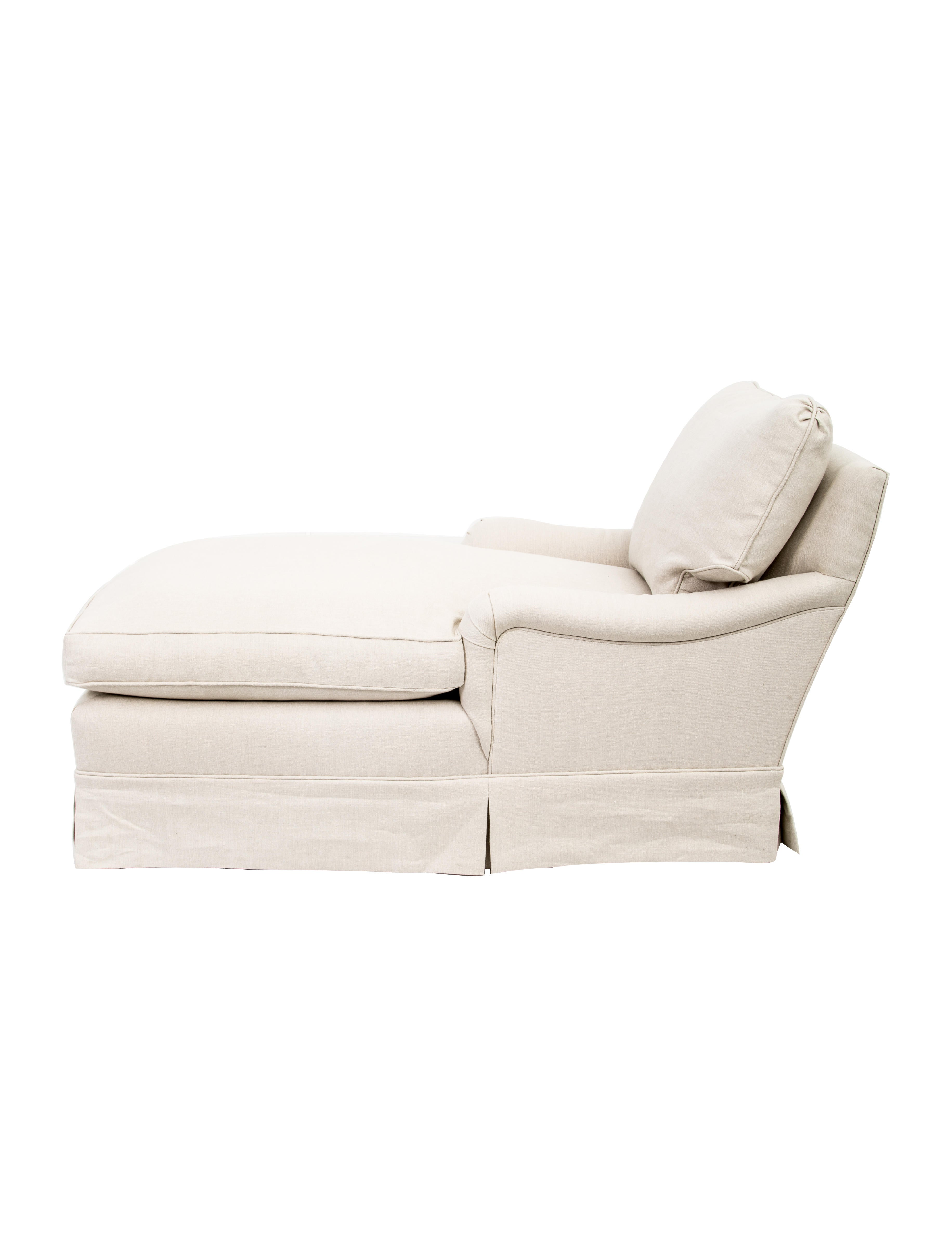 Upholstered chaise lounge furniture furni20091 the for Chaise lounge com