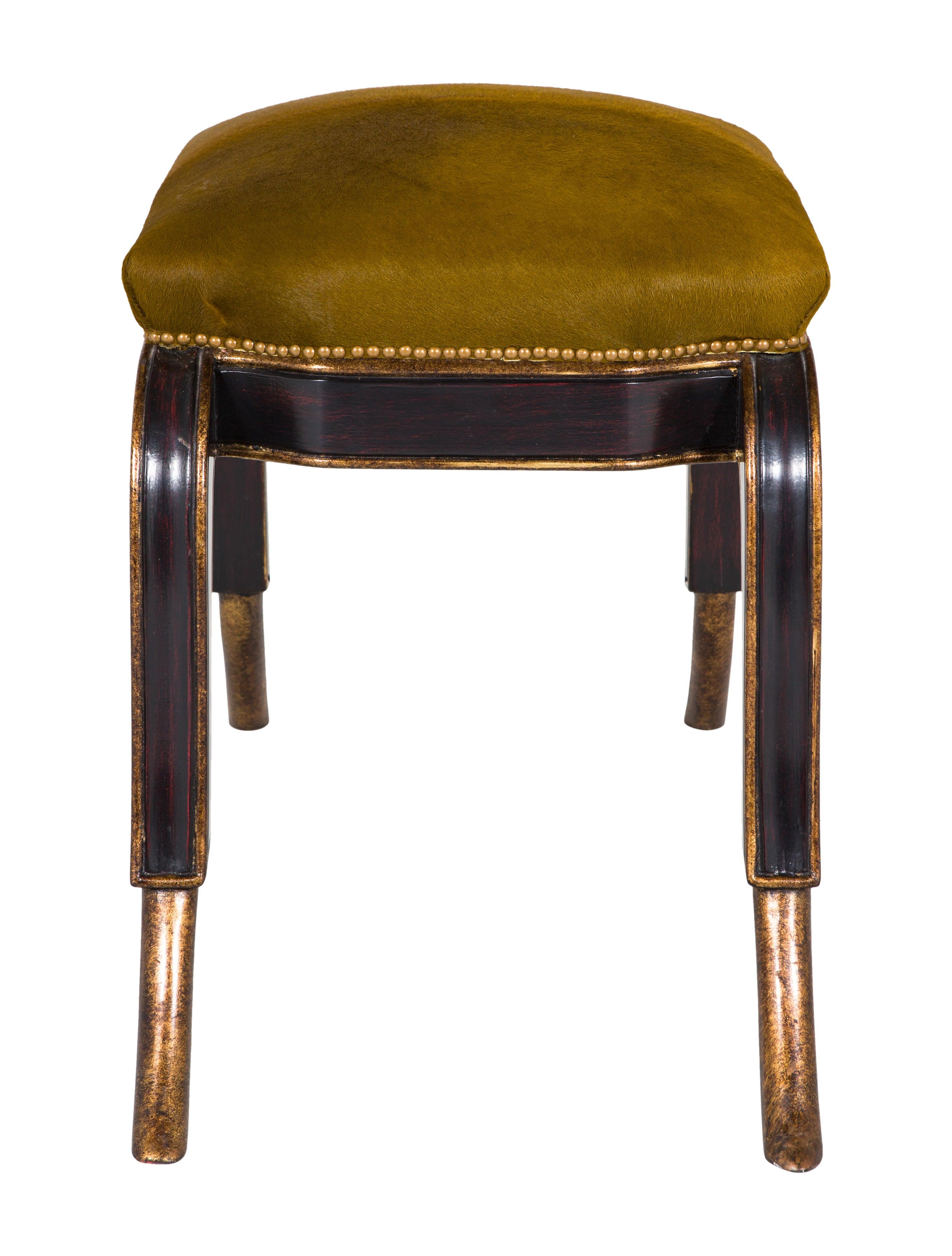 Cowhide Stool - Furniture - FURNI20104