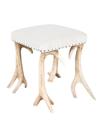 Stag Horn Stool