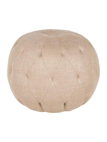 Lee Industries Tufted Pouf