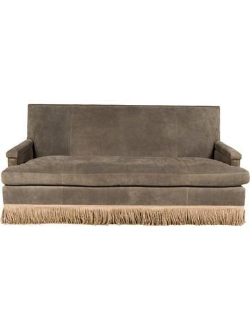 Custom Club Sofa