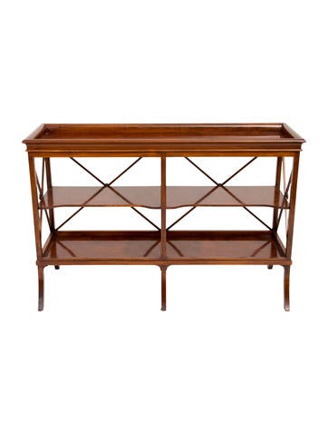 Mahogany Accent Table Styles Ba Design Collect At