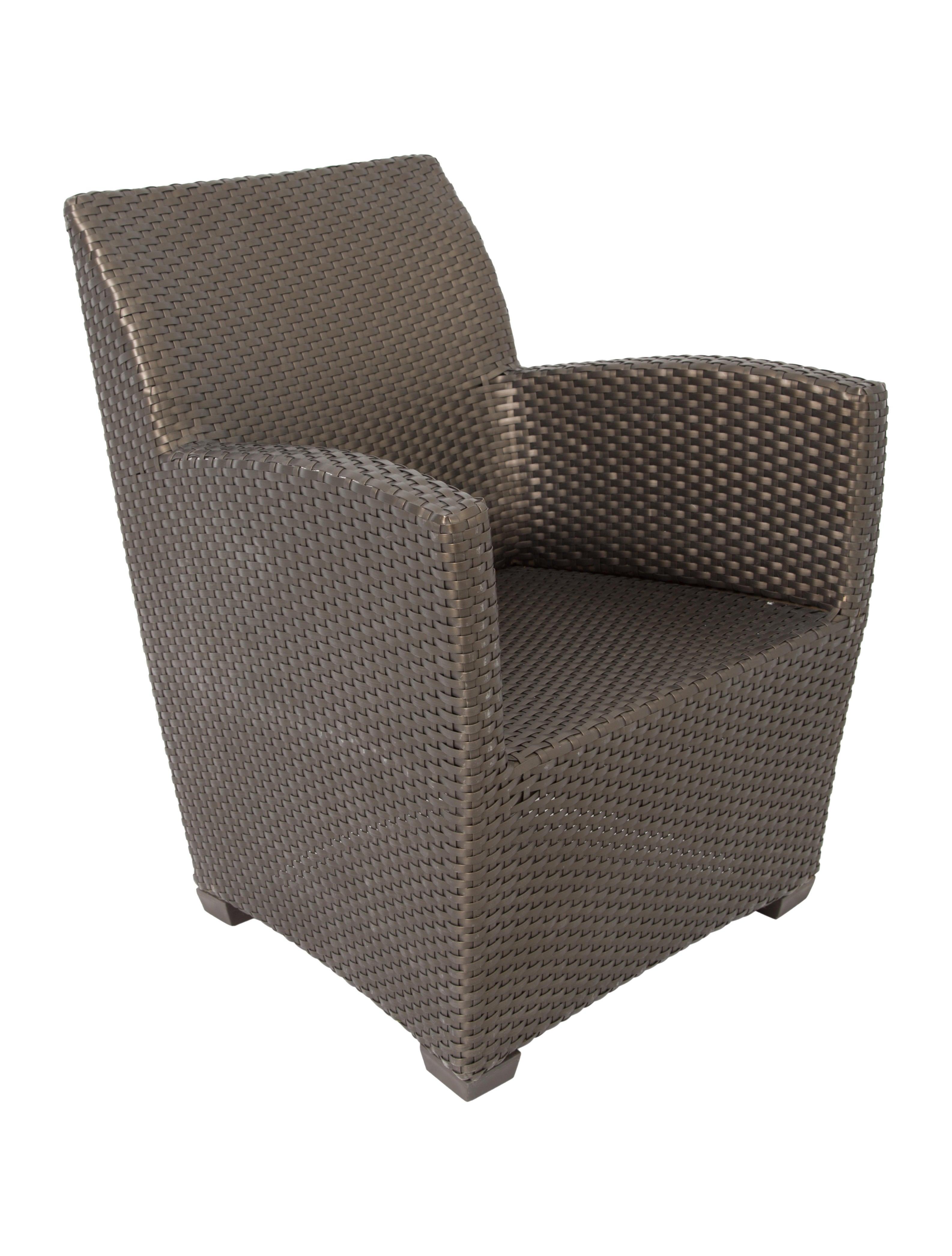 Brown Jordan Outdoor Arm Chairs - Furniture - FURNI20193 ...