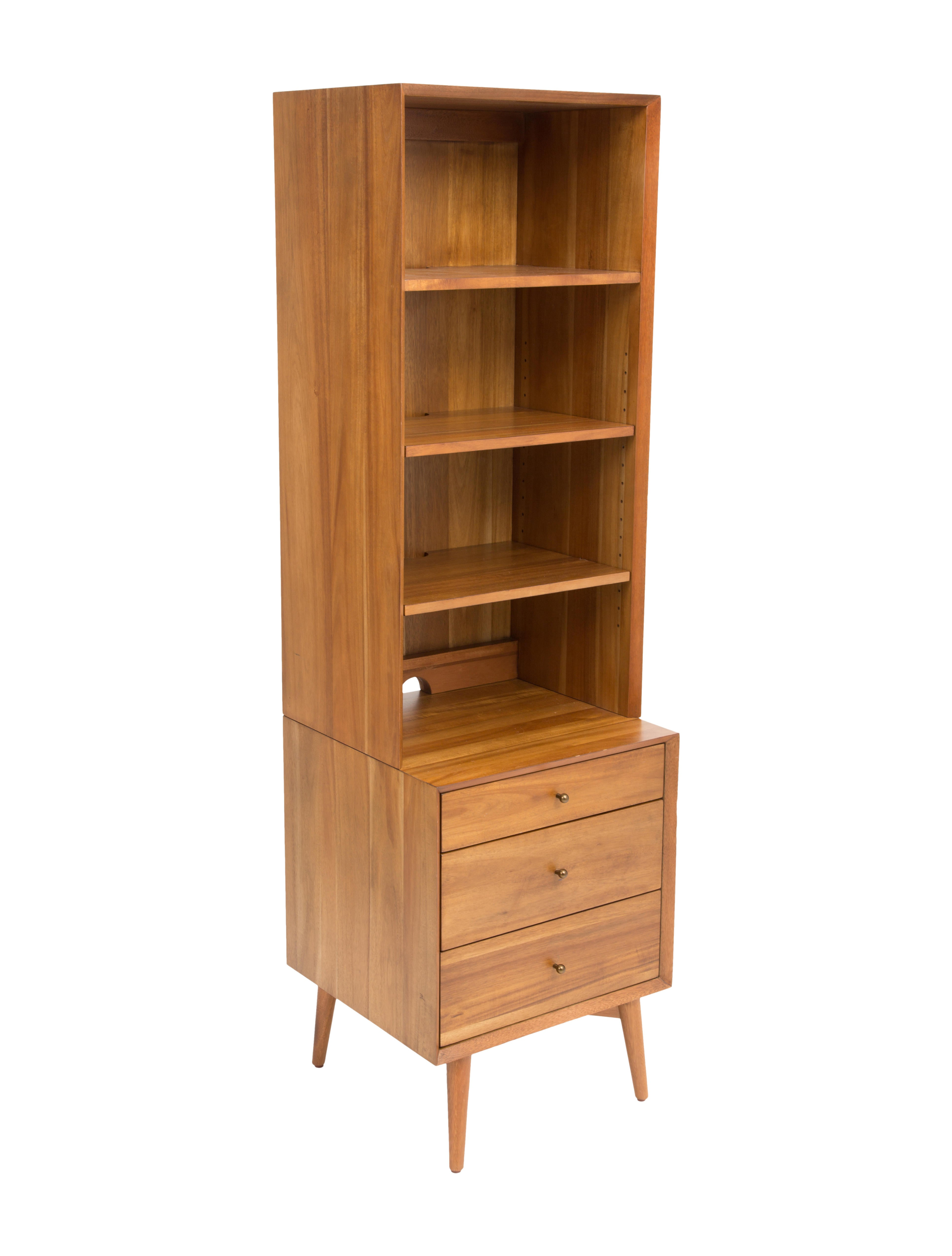 Wooden bookcases furniture furni the realreal