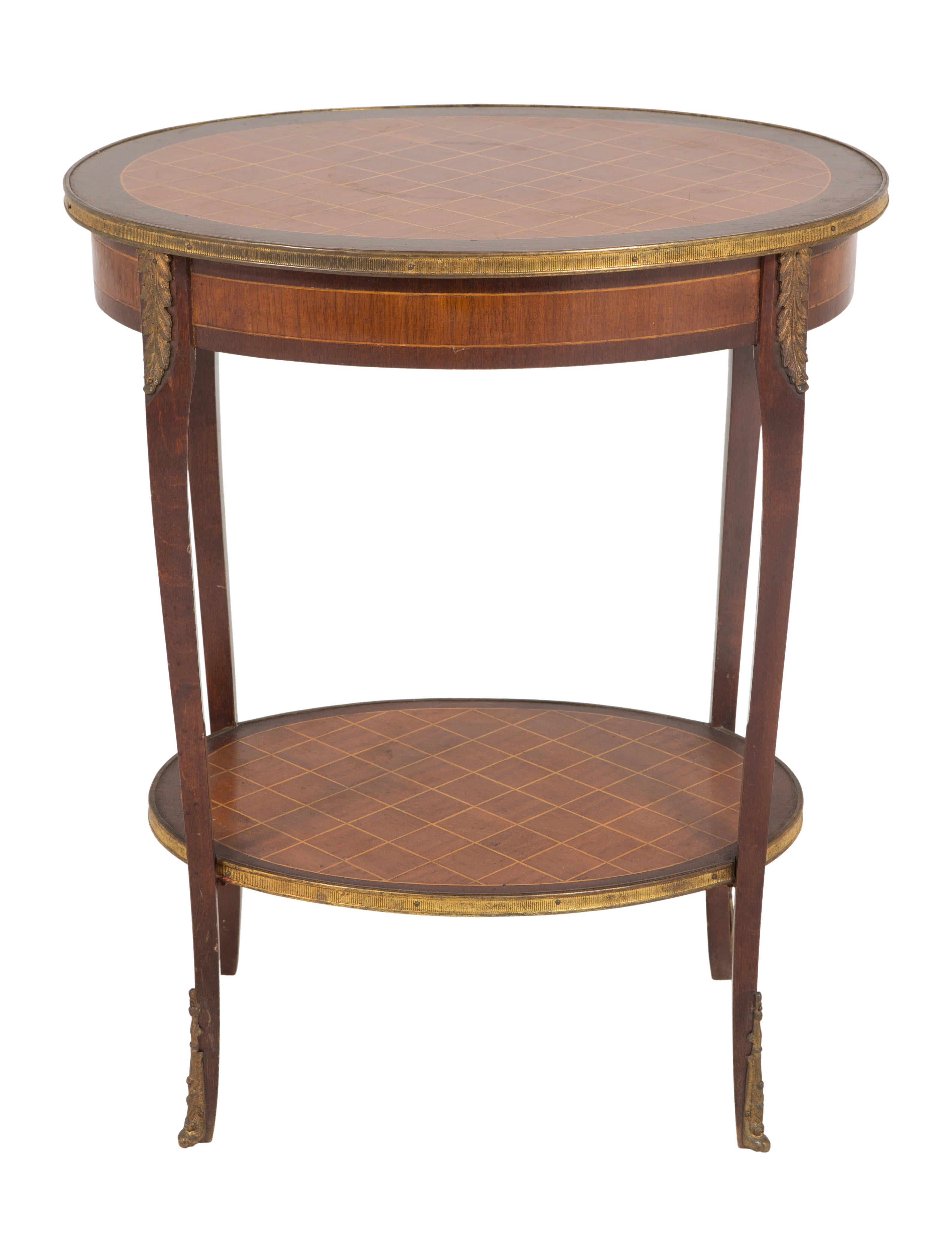 Oval French Style Table Furniture Furni20229 The Realreal