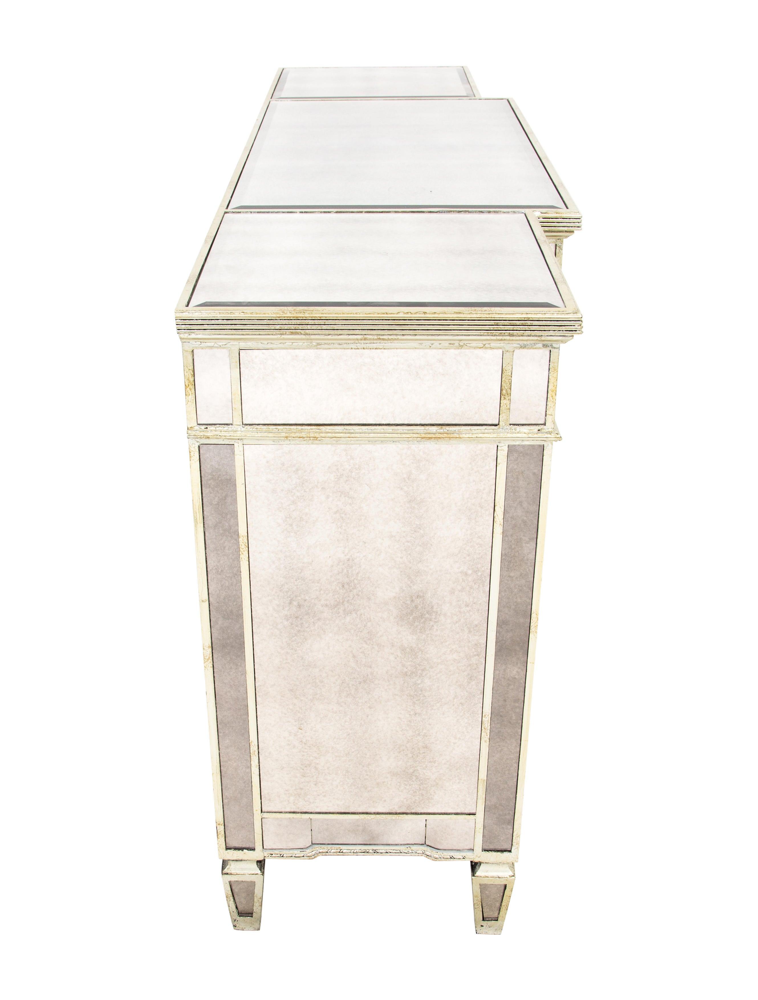 Horchow Amelie Mirrored Buffet Furniture FURNI