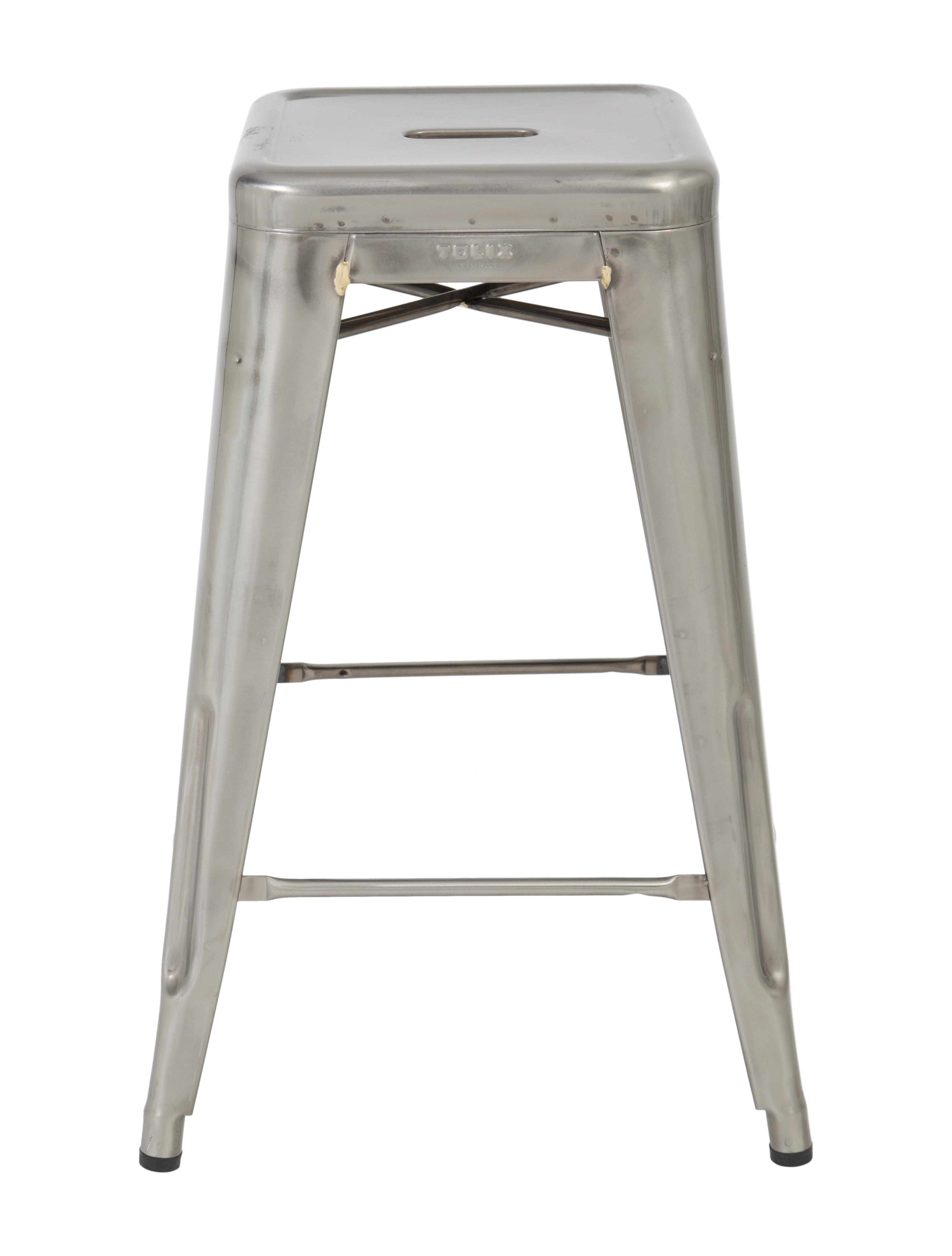 Tolix marais counter stools furniture furni20414 the realreal - Tolix marais counter stool ...