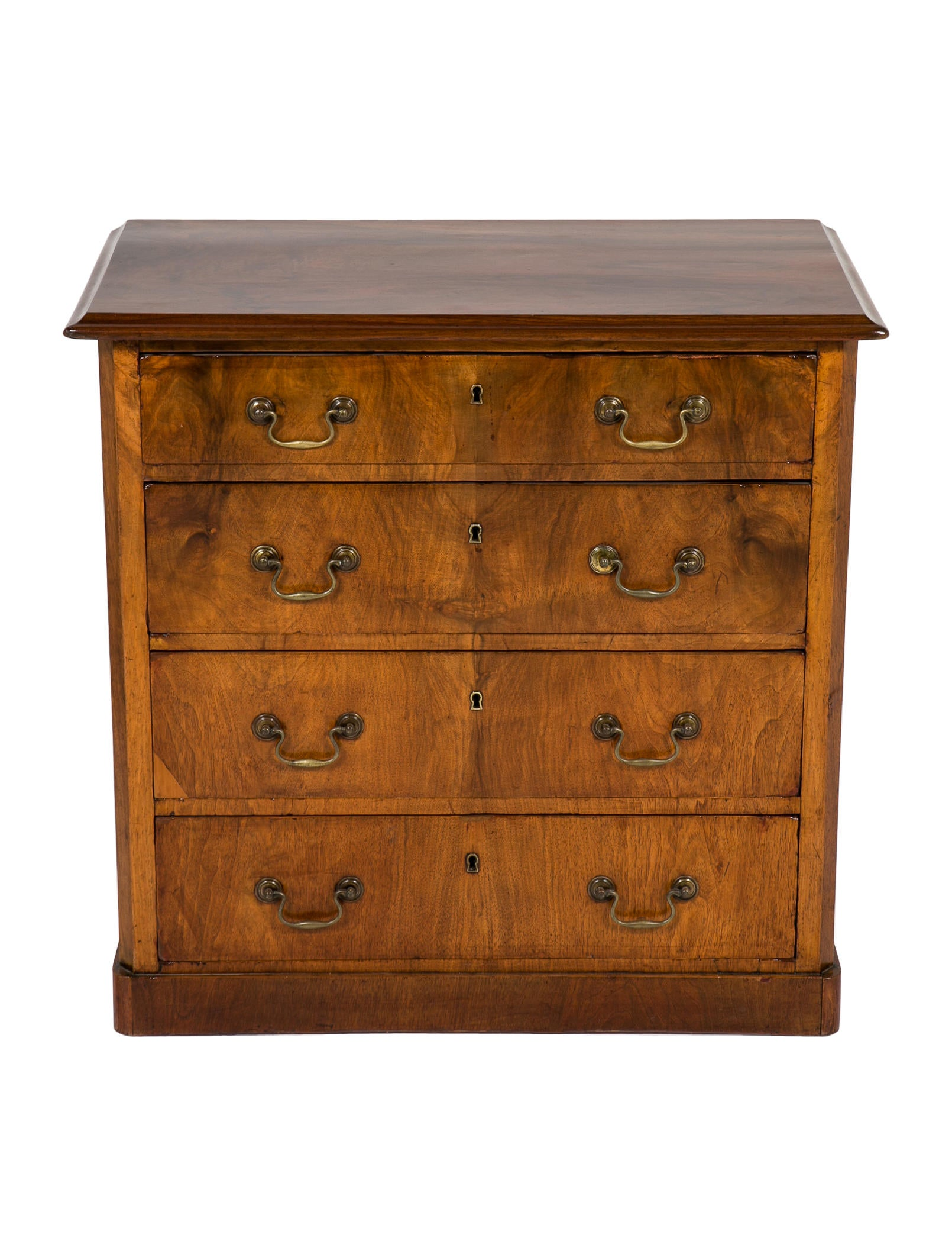 English Walnut Chest Of Drawers Furniture Furni20529 The Realreal