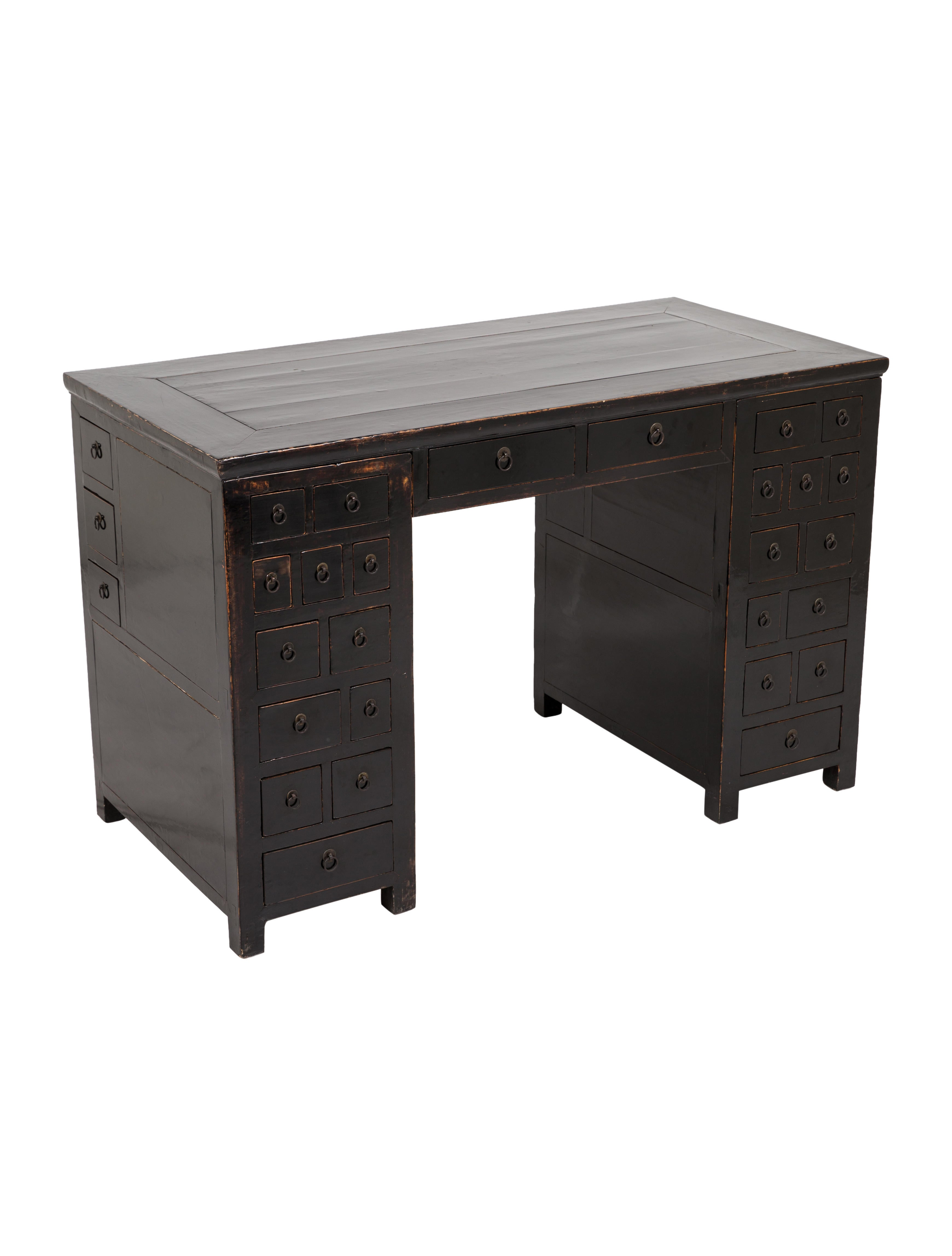Chinese Apothecary Desk Furniture Furni20546 The Realreal