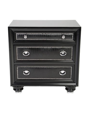 embossed metal nightstand embossed nightstand furniture furni20554 the realreal 983