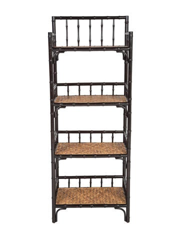 Mecox gardens tag re furniture furni20559 the realreal for Dining room etagere