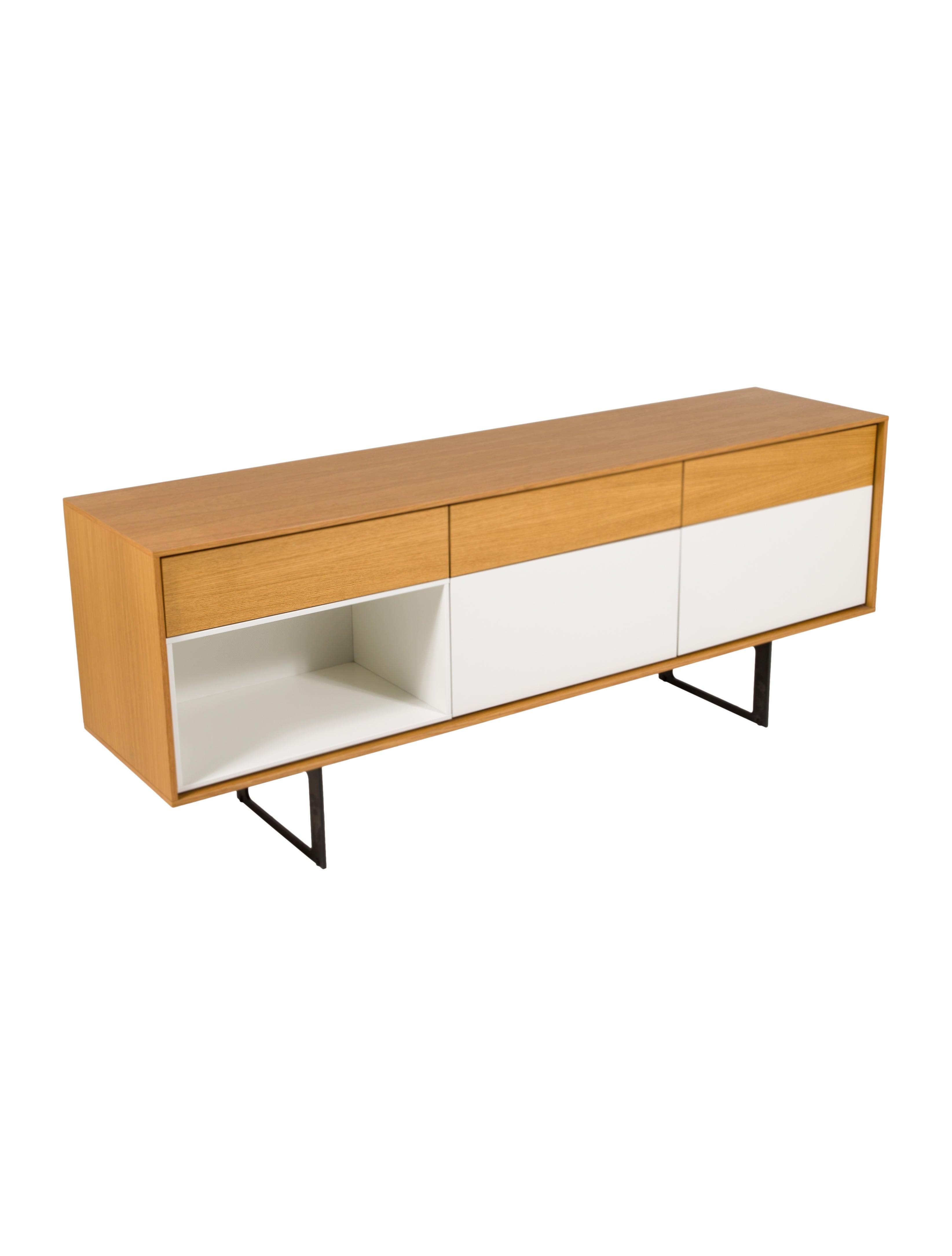 Muebles treku aura credenza furniture furni20591 the for Muebles home