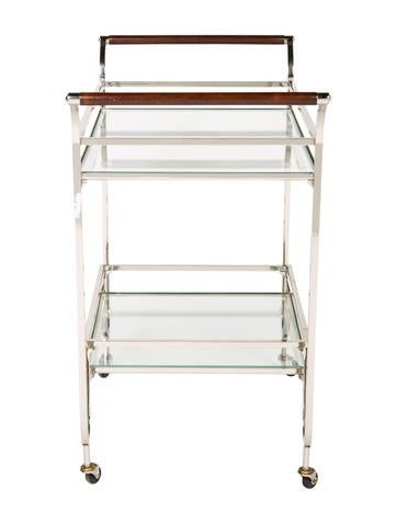 Restoration Hardware Bar Cart Furniture Furni20609 The Realreal