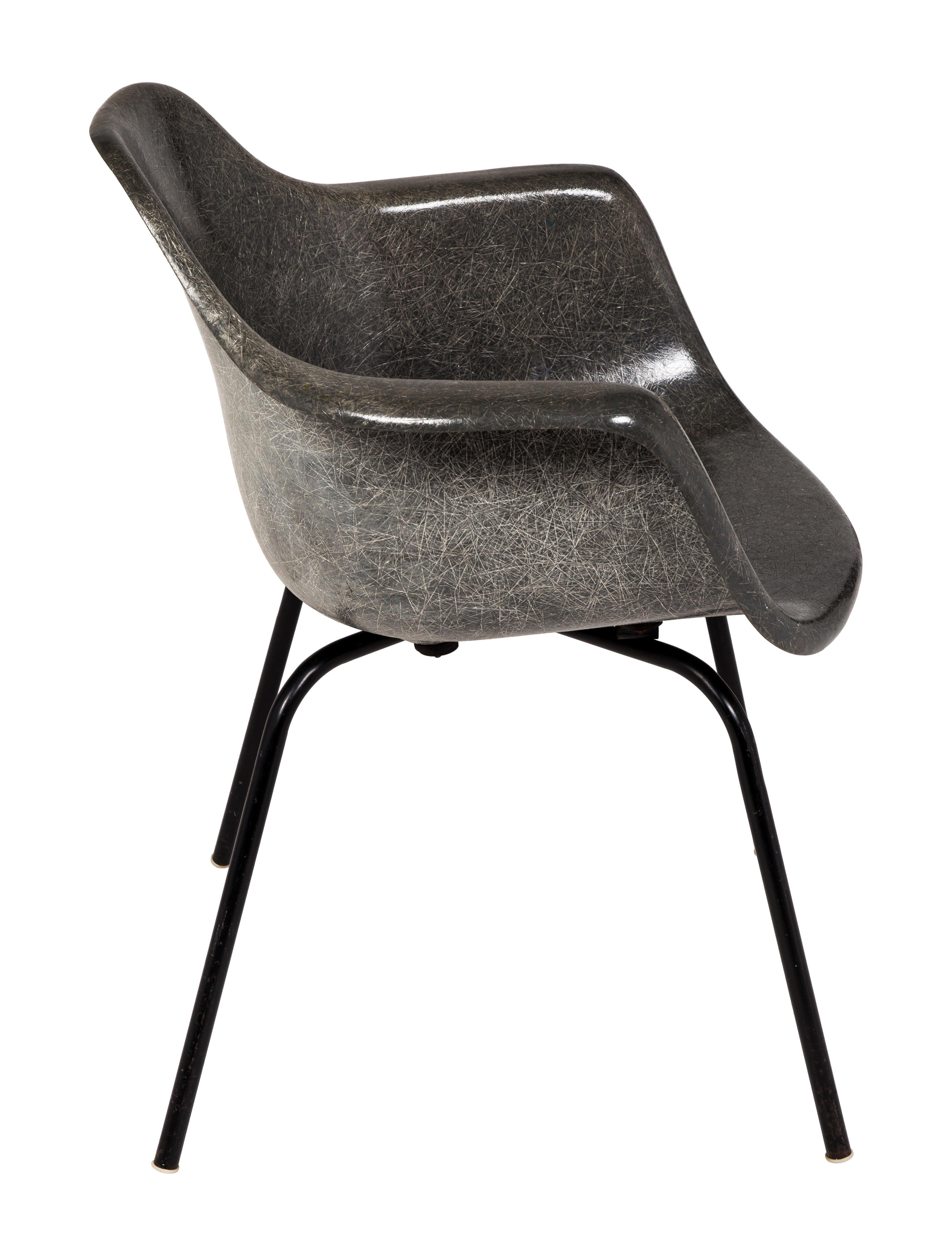 Krueger Metal Co. Fiberglass Armchair