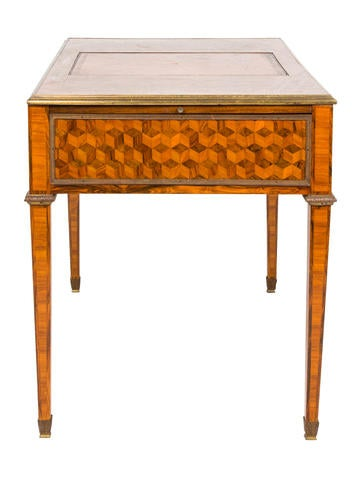 DirectoireStyle Writing Table Furniture FURNI The RealReal - Gucci coffee table