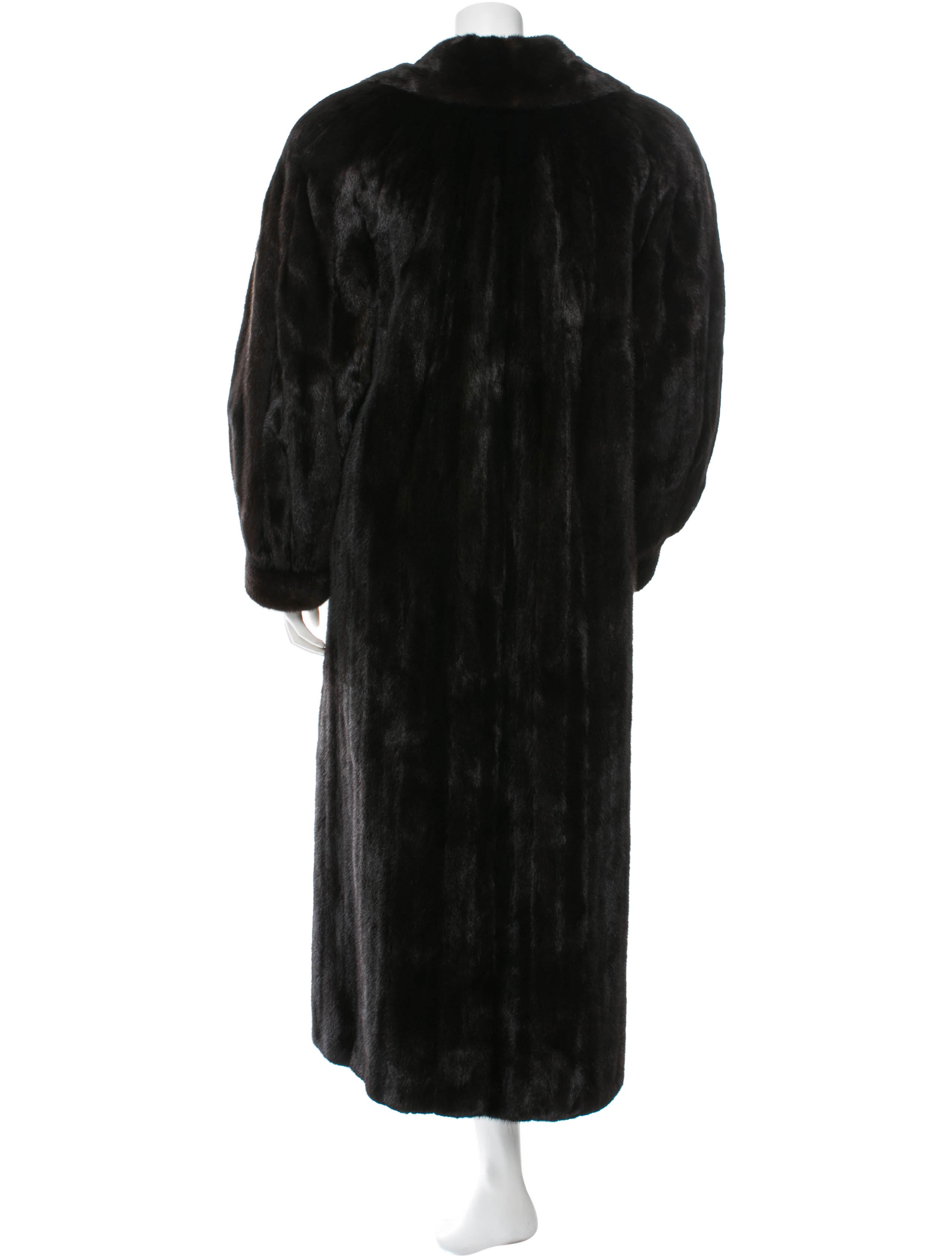 galanos neiman marcus mink coat clothing gal20002. Black Bedroom Furniture Sets. Home Design Ideas
