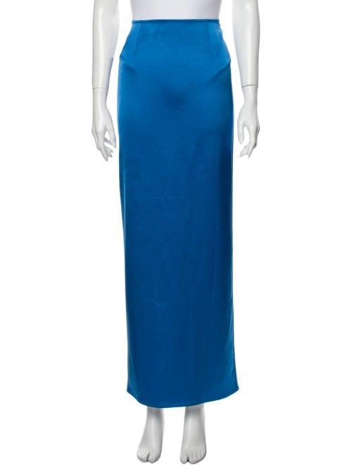 Georgia Alice Long Skirt w/ Tags Blue