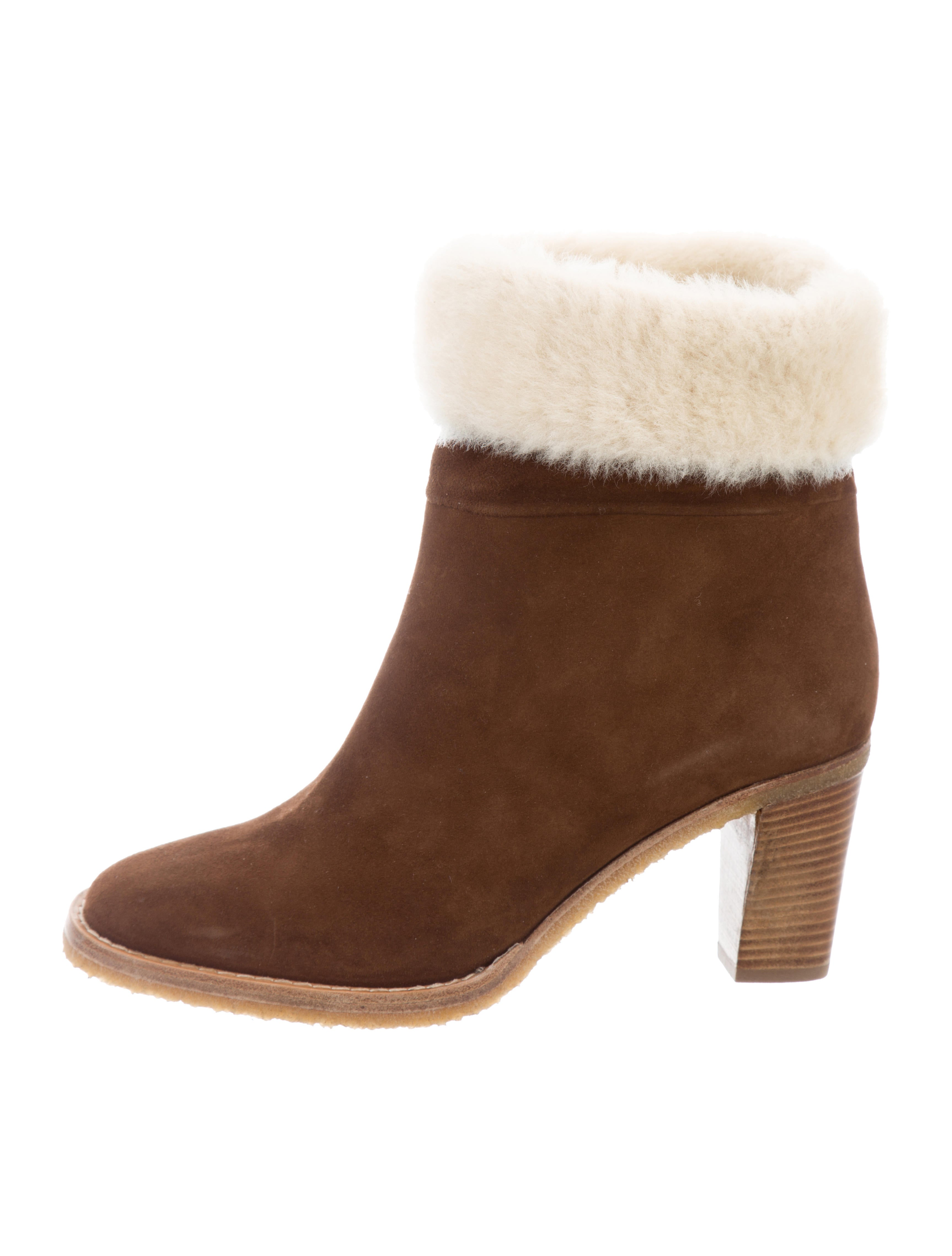 Helen suede ankle boots Gabriela Hearst Czrltvlcv