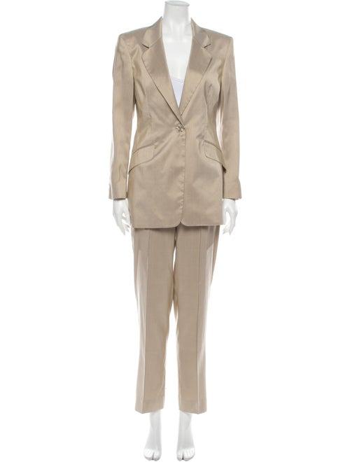 Genny Vintage Silk Pantsuit