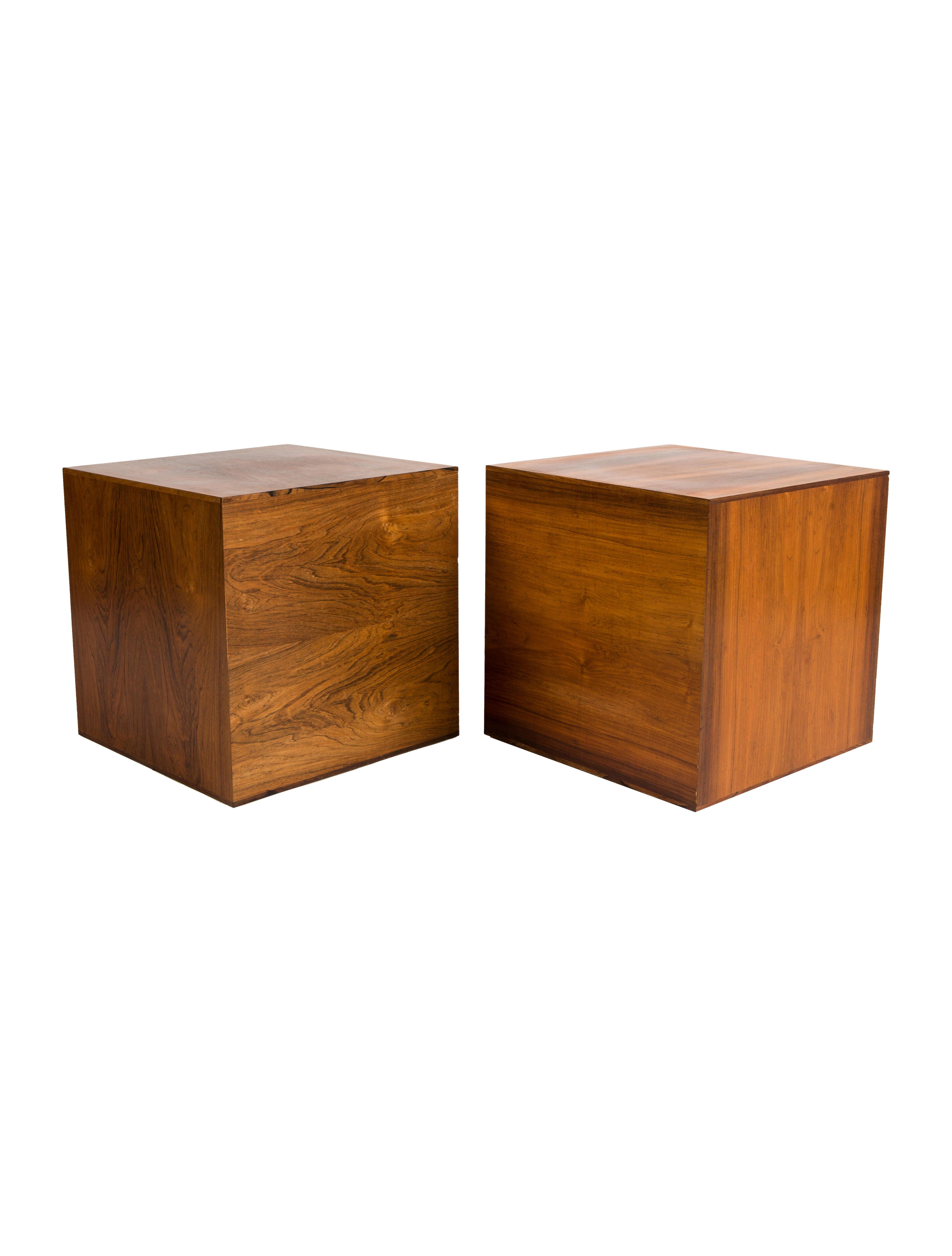 Georg Petersens Mobelfabrik Wood Cubes Furniture