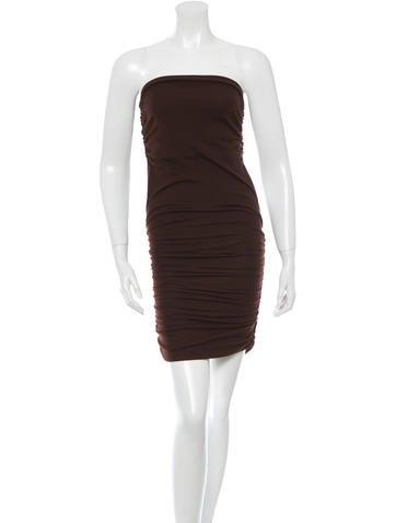Giambattista Valli Sleeveless Wool Mini Dress None
