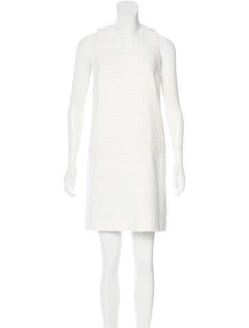 Giambattista Valli Tweed Shift Dress