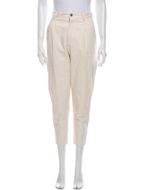 Giambattista Valli High-Rise Skinny Leg Jeans
