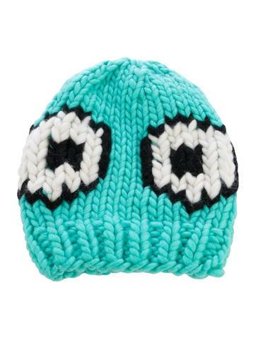 Giles Wool Knit Beanie None