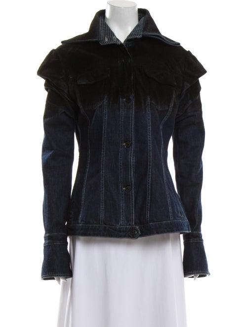 Gianfranco Ferre Denim Jacket Denim
