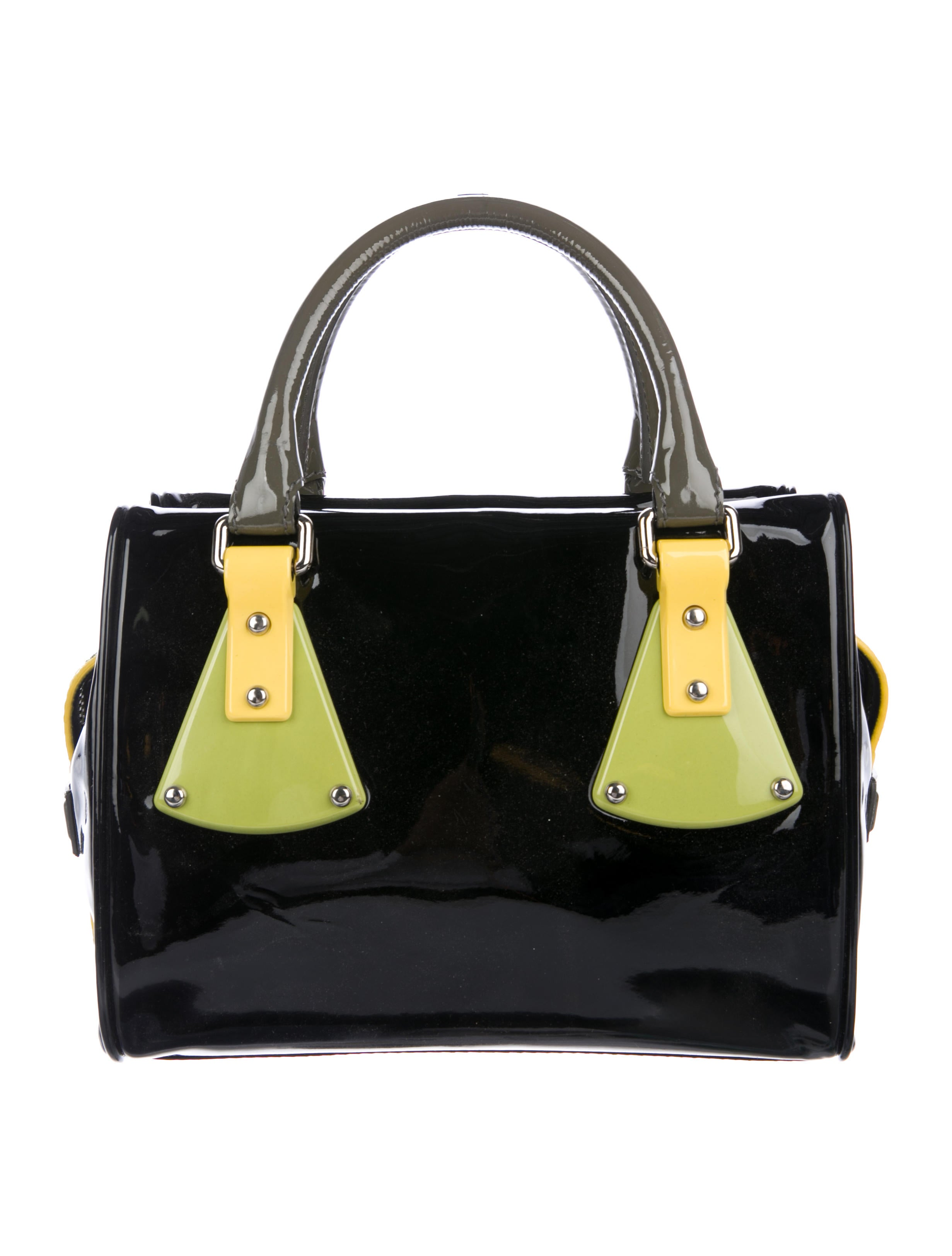 patent-leather-handle-bag by giorgio-armani 949414213d8c5
