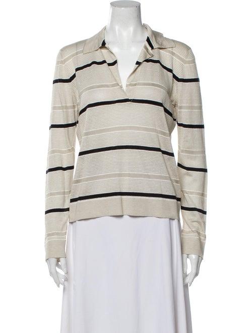 Giorgio Armani Striped Sweater