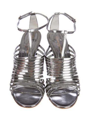 Cage Sandals