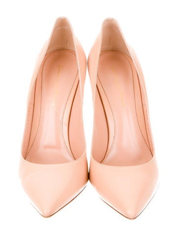 Gianvito Leather Pumps
