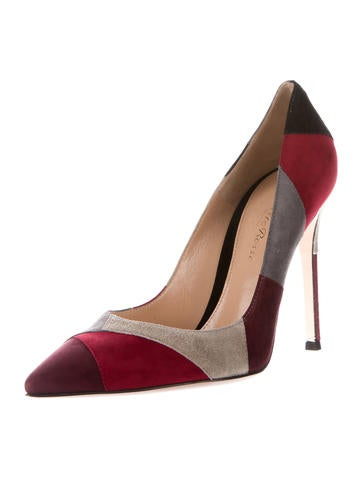 Crosby Patchwork Pumps w/ Tags